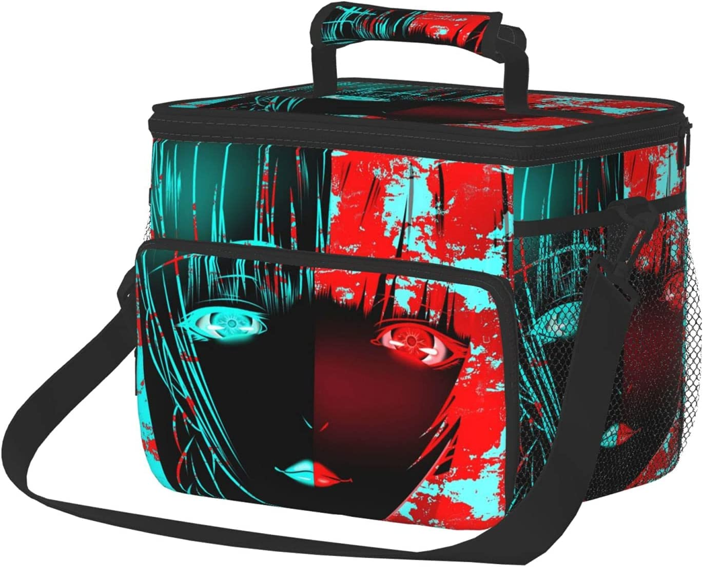 Anime Kakegurui Lunch Bag Reusable Is Tote Luxury SEAL limited product Box