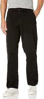 Nudie Unisex Lazy Leo Black Wash Pants