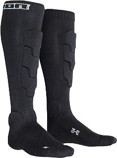 Ion, BD 2.0 2021 - Calcetines protectores para bicicleta, color negro