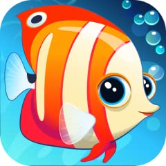 relaxing environment underwater world virtual aquarium creative breeding play with friends
