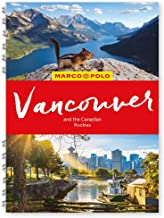 Vancouver Marco Polo Travel Guide - with pull out map (Marco Polo Spiral Guides)