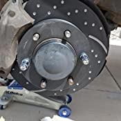 EBC Brakes GD7001 3GD Series Dimpled and Slotted Sport Rotor