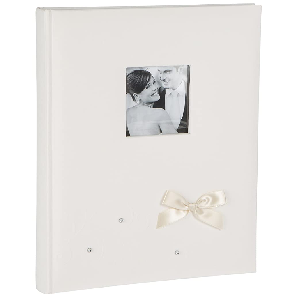 Levivo Wedding/Couples Photo Album with 30 Pages, Approx. 25 x 30 cm