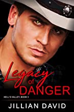 Legacy of Danger (Hell's Valley, Book 3): Paranormal Western Romance