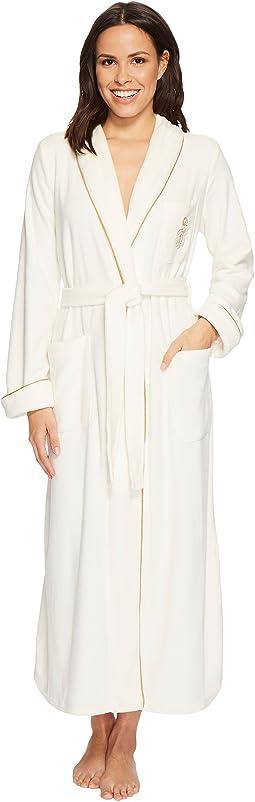LAUREN Ralph Lauren - Folded Fleece Long Robe