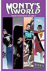 Monty's World Volume 5: Fun Adventure Comics! 3 Kindle Edition