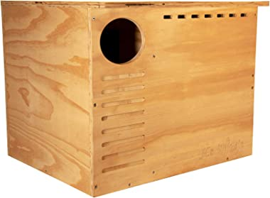 JCs Wildlife Barn Owl Nesting Box Large House Crafted in USA