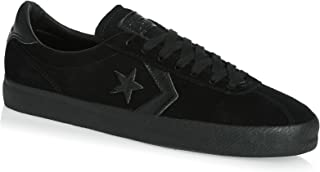 Converse Unisex Cons Break Point Mono Suede OX Trainer (Black)