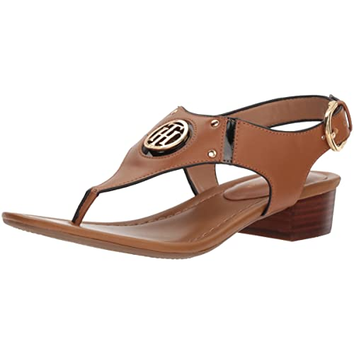 3fcb7bb0f Tommy Hilfiger Women s Kissi Heeled Sandal