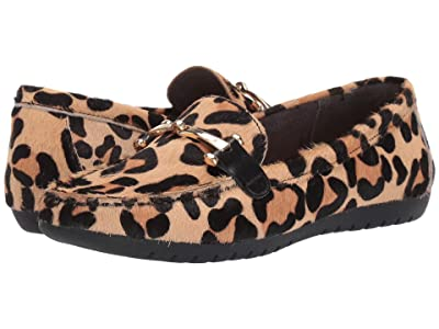 Me Too Parker (Tan Jaguar Large Haircalf) Women