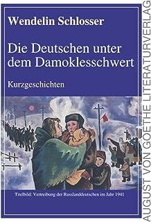 Die Deutschen unter dem Damoklesschwert: Kurzgeschichten