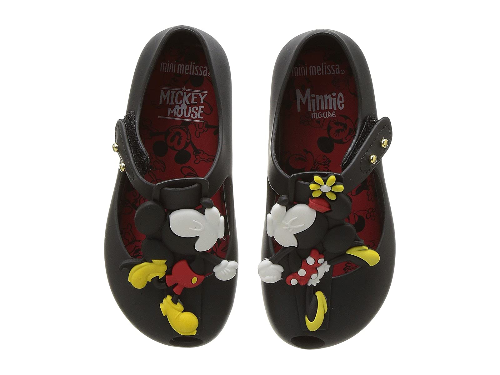 Mini Melissa Mini Ultragirl + Disney (Toddler/Little Kid)Atmospheric grades have affordable shoes