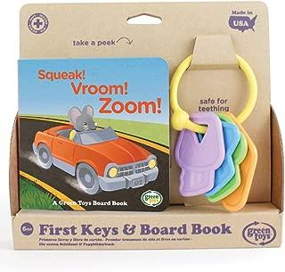 Green Toys First Keys & Board Book