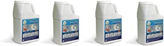 Spill Magic SM202DB Liquid Spill Pick-Up Absorbent Powder, 3 lb. Filled Bottle (Pack of 4)