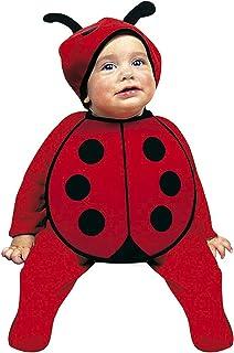 b375f10b83fc4 Widmann 8592M Costume de Coccinelle pour bébé