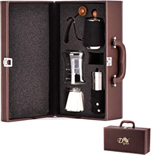 IE Diguo Coffee Maker Set,Pour Over Coffee Maker,Espresso Maker Coffee Pot, Gooseneck Kettle Filter Paper Coffee Grinder D...
