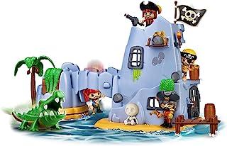 Pinypon Action- Isla Pirata del Capitán Caimán con 2
