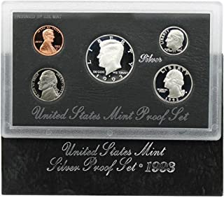 us silver mint proof sets