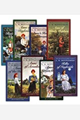 Anne Shirley Complete 8-Book Series : Anne of Green Gables; Anne of the Island; Anne of Avonlea; Anne of Windy Poplar; Anne's House of ... Ingleside; Rainbow Valley; Rilla of Ingleside Kindle Edition