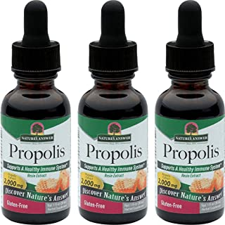 Nature's Answer Propolis, 1 Ounce (Value Pack of 3)