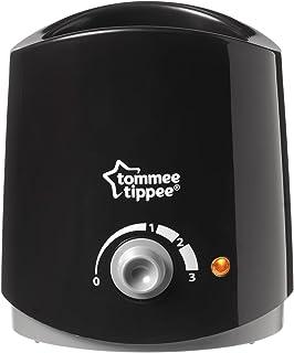 Tommee Tippee Closer to Nature biberón eléctrico y calentador de alimentos, Calentador de botellas, Negro, Pequeño