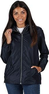 Regatta Women's Lilibeth' Lightweight Hooded Jackets Waterproof Shell