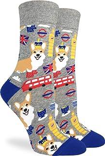 Good Luck Sock Women's Dog Socks, Adult