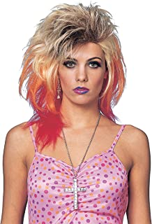 Women's 80's Glam Wig