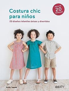 Costura chic para niños. 20 diseños infantiles únicos y divertidos (GGDiy) - 9788425230141