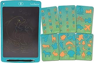 Lexibook- Tablette électronique numérique, Ardoise Magique Portable légère, écran Multicolore écrire Dessiner, 70 pochoir...
