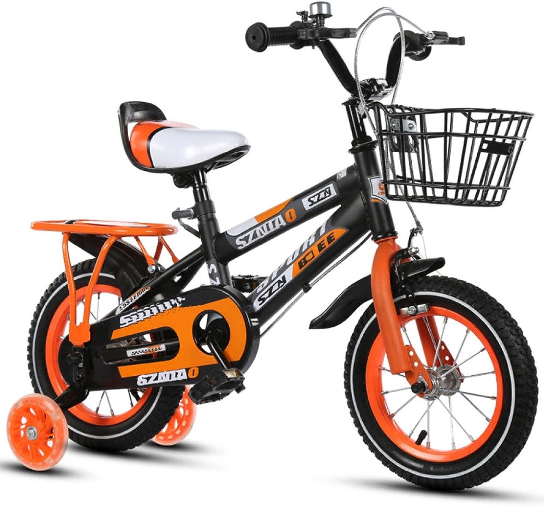 online al mejor precio BICYCLE AB AB AB Bicicletas para Niños 2-3-4-6-7-8 años Niños y niñas 12-14-16-18 Pulgadas Bicicletas para Niños Regalo para Niños y niñas  últimos estilos