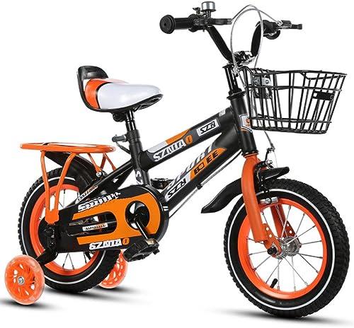 venta con descuento ADZPAB Bicicletas para Niños Niños Niños 2-3-4-6-7-8 años Niños y niñas 12-14-16-18 Pulgadas Bicicletas para Niños  grandes ofertas