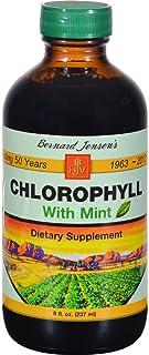 Bernard Jensen Products Chlorophyll, MINT LIQUID, 8 OZ