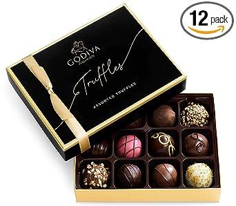 Godiva Truffles Chocolate Box