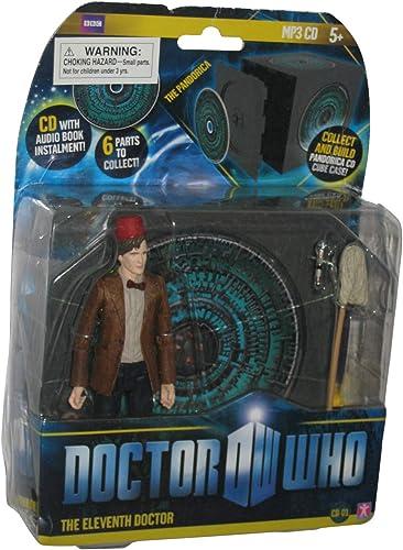 Venta en línea de descuento de fábrica Doctor Who serie Pandorica - El Undécimo doctor CD01. CD01. CD01.  colores increíbles