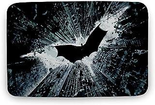 Batman Paillasson antidérapant 40 x 60 cm lavable en machine doux paillasson paillasson zone paillasson paillasson tapis ...