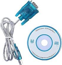 Cable USB a Serie DB9 Rs232 Rs-232 Adaptador Conversor Convertidor +Drivers 2182