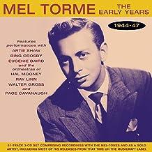 TORME,MEL - Early Years 1944-47 (2019) LEAK ALBUM
