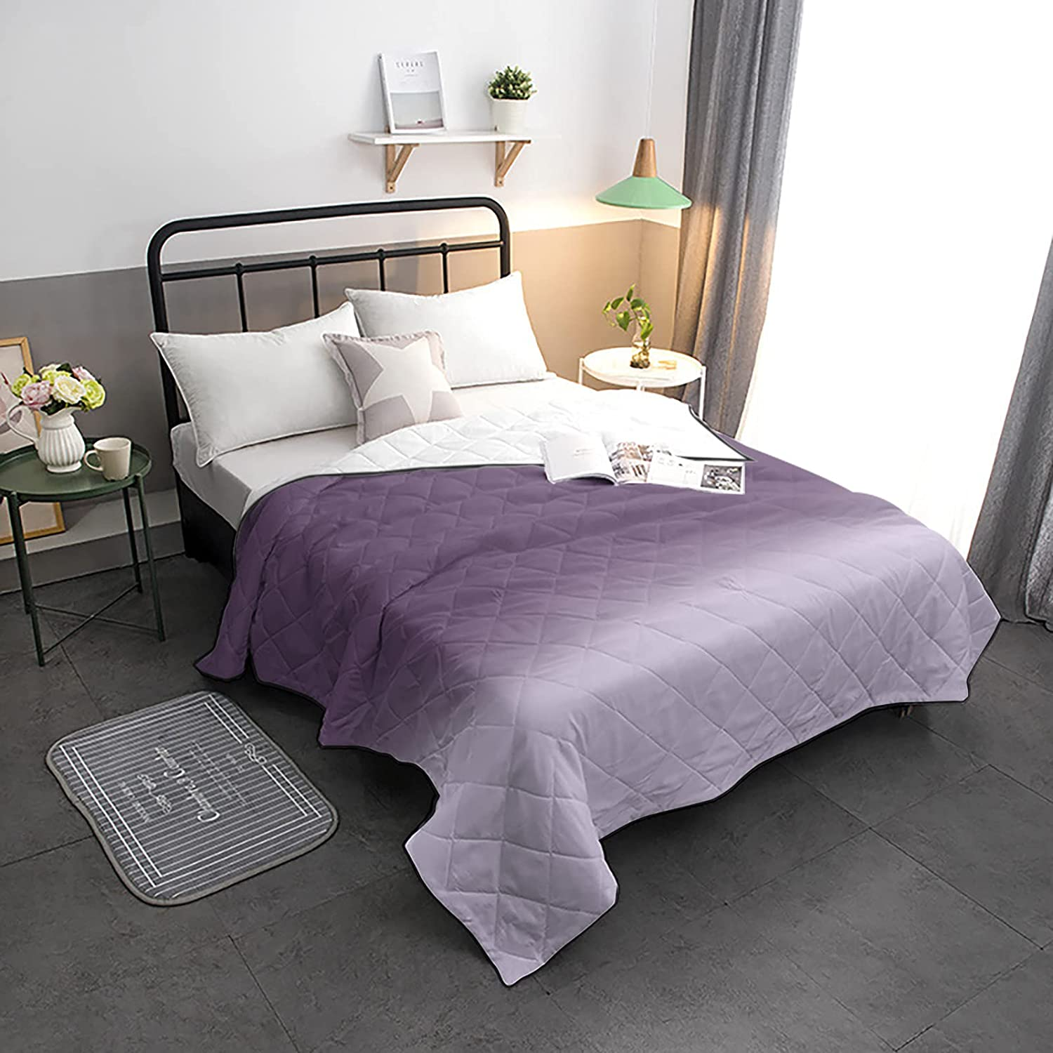 HELLOWINK Bedding Comforter Duvet Size-Soft Twin Qu We OFFer at Gifts cheap prices Lighweight