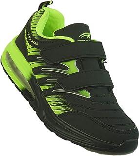 Bootsland Unisex klittenband sportschoenen sneaker turnschoenen vrijetijdsschoenen 001