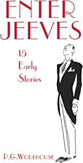 Enter Jeeves: 15 Early Stories (Dover Humor)