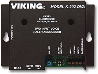 Viking Electronics Two-input, multi-number auto d