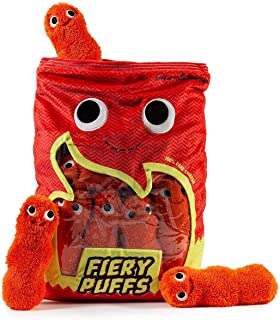 Kidrobot Yummy World Frye and The Fiery Puffs Extra Large Plush