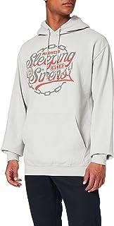 Plastic Head Men's Sleeping with Sirens Madness HSW Banded Collar Long Sleeve Sweatshirt