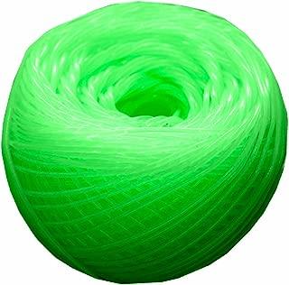 Jelly Yarns Green Peppermint Glow-in-The-Dark FINE 85 yd Ball