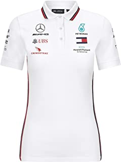 Stitched Mercedes AMG Petronas 2020 - Polo para Mujer, Color ...