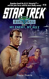 My Enemy, My Ally: Rihannsu #1 (Star Trek: The Original Series Book 18)