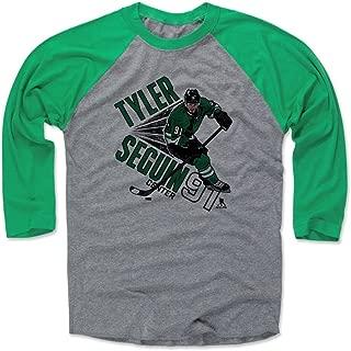 Tyler Seguin Shirt - Vintage Dallas Hockey Raglan Tee - Tyler Seguin Point