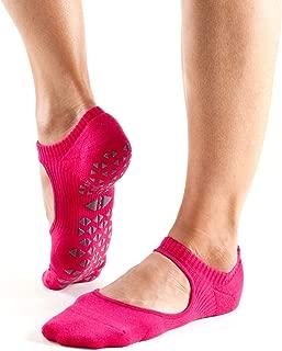 Grip Barre, Pilates, Yoga Socks –Tavi Noir Women's Chey Non-Slip Socks