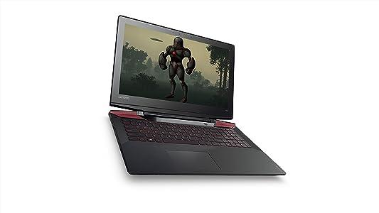 Lenovo Y700 - 15.6 Inch Full HD Gaming Laptop with Extra Storage (Intel Core i7, 16 GB RAM, 1TB HDD + 256 GB SSD, NVIDIA GeForce GTX 960M, Windows 10) 80NV00Q9US